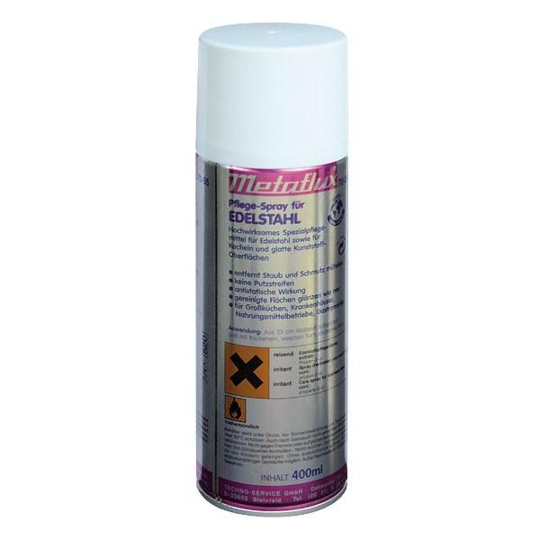 Pflege-Spray für Edelstahl