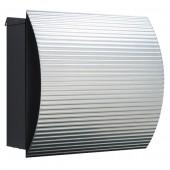 Aluminium Feinwelle lateral